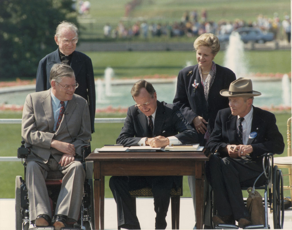 1990 Disabilities Act